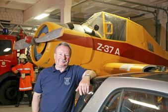 Zeithain unterstützt Museums-Hangar
