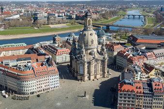 Bauland in Dresden deutlich teurer