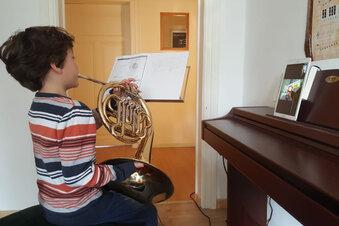 Musikschulen setzen auf Videounterricht