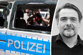 Die Polizei und die Gewaltfrage: Was schief läuft
