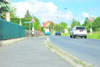 Großraschützer Straße wird ausgebaut