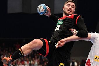 Corona-Fall bei den deutschen Handballern