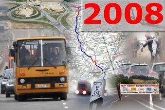 B178 neu: Was im Jahr 2008 passiert ist