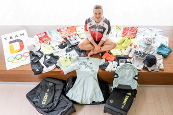Olympia: Was ist im Athleten-Koffer?