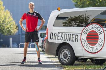 Ist Dresdens schnellster Sprinter schon olympiareif?