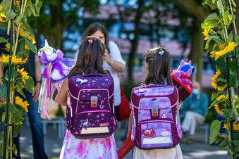 Schuleinführung für knapp 40.000 Kinder