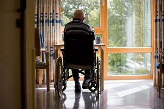 So teuer ist die Pflege im Heim in Sachsen