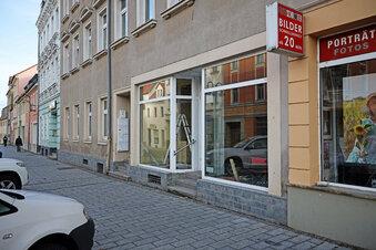 Ein Büro für die Brauerei-Siedlung