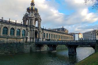 Neue Brücke zum Zwinger geplant