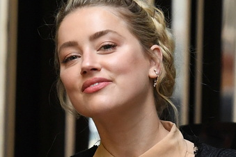 Amber Heard ist Mutter geworden