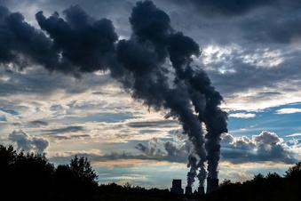 Protest in der Lausitz gegen früheren Kohle-Ausstieg