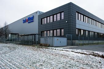 Firma Schoplast investiert in Anbau