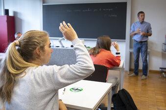 Warum öffnen Dresdens Berufsschulen nicht?