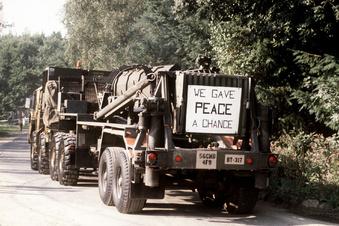Abrüstungsvertrag steht vor dem Aus