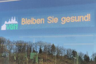 Bis zu 80 Prozent weniger Fahrgäste im Bus