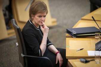 Große Aufregung in Schottland