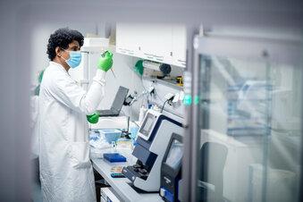 EU sichert sich Biontech-Impfstoff