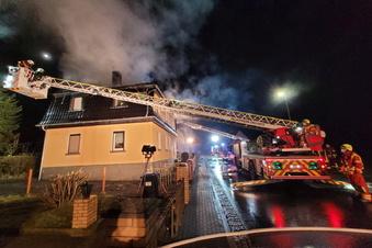 Spendensammlung nach Hausbrand startet