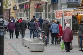 Riesas Einzelhandel hofft aufs Wochenende
