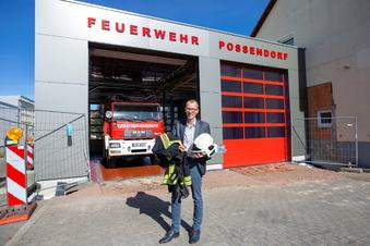 Neuer Platz für Possendorfer Feuerwehr