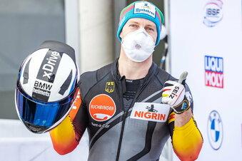 Pirna gratuliert Rekord-Bobfahrer