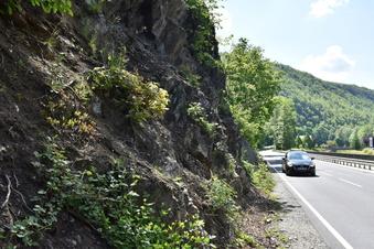 Müglitztalstraße wird gesperrt