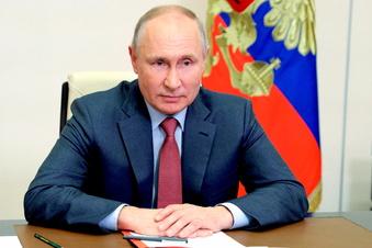 Putin ordnet erhöhte Gaslieferungen nach Europa an