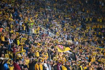 Dynamos Stadion ist das beliebteste im Osten