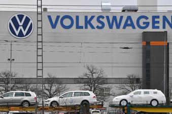 VW produziert noch im April wieder