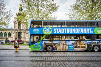 Dresden: Stadtrundfahrt startet wieder