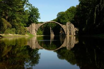 Sachsens schönste Brücke ist fertig