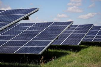 Solarpark bei Dipps auf 30 Hektar geplant