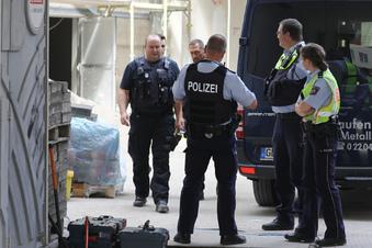 Verdächtiger nach Anti-Terror-Razzia frei