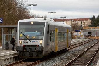 Zwischen Pirna und Sebnitz fallen Züge aus