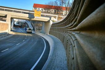 Bautzen: Sperrung im Westtangenten-Tunnel