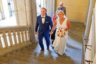 Hochzeit mit Hindernissen