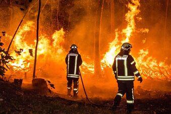 Drei Brände in einer Nacht