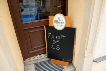 Wirte in der Sächsischen Schweiz bei 2G skeptisch