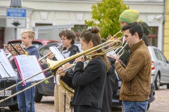Musikschule tritt wieder auf