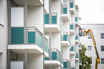 Dresden: Problemfall neuer Balkon