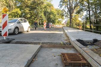 Röhrbornbrücke soll Ende November fertig werden