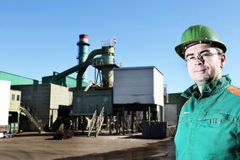 Millioneninvestition im Riesaer Stahlwerk