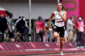 Olympia-Albtraum für belarussische Sprinterin