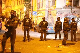 """""""Hier sind kriminelle Extremisten am Werk"""""""
