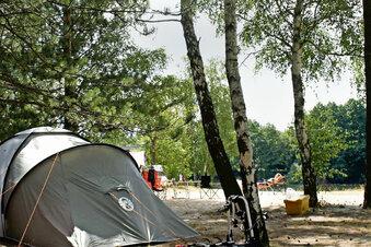 Kromlauer Campingplatz mit Norwegen-Flair
