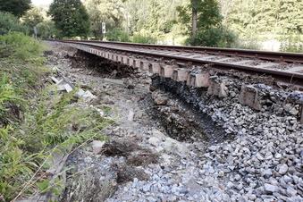 Ingenieure suchen nach Lösung für Wiederaufbau der Nationalparkbahn
