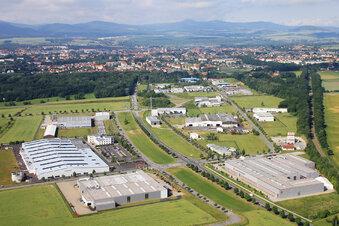 Neue Firmen im Gewerbegebiet Weinau