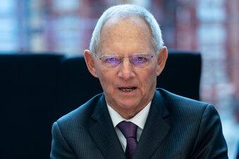 """Schäuble: """"Der Weg hinaus wird viel schwieriger"""""""