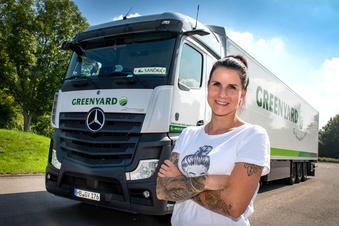 Das Harthaer Trucker Babe