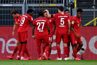 Die Bayern sorgen für eine Vorentscheidung